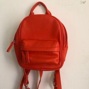 F21 Mini backpack